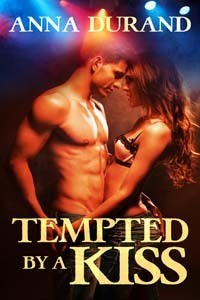 Book Cover: Tempted by a Kiss